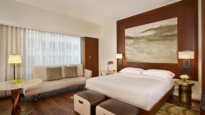Park Hyatt Zurich – Park King Room