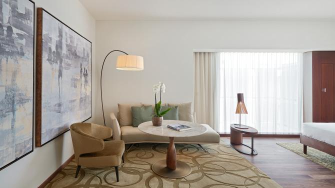 Park Hyatt Zurich – Park Junior Suite