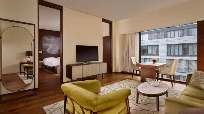 Park Hyatt Zurich – Park Suite