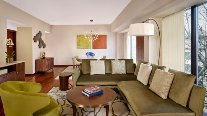 Park Hyatt Zurich – Ambassador Suite