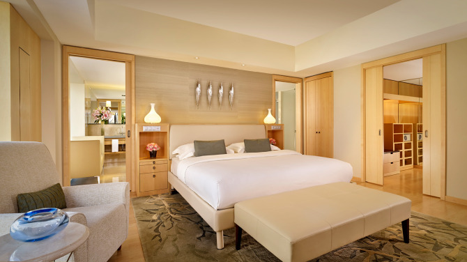 Park Hyatt Zurich – Presidential Suite