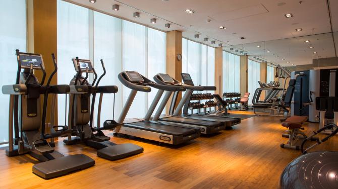 Park Hyatt Zurich – Club Olympus Spa & Fitness