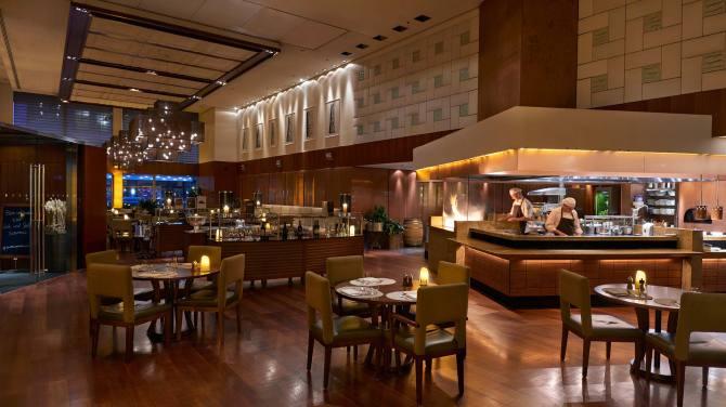 Park Hyatt Zurich – parkhuus Restaurant