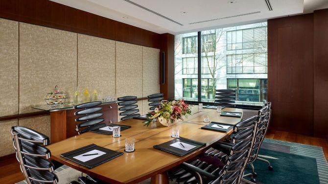 Park Hyatt Zurich – Boardroom