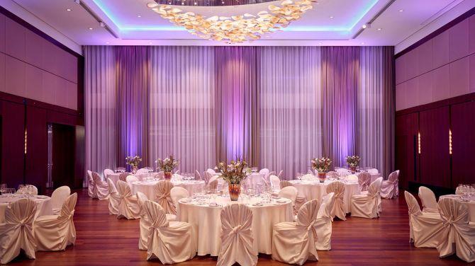 Park Hyatt Zurich – Ballroom