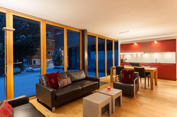Wohn- / Essbereich Superior Plus Apartment