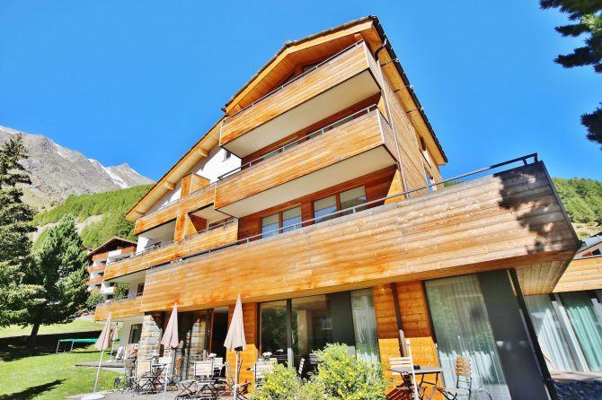 Südseite Elite Alpine Lodge