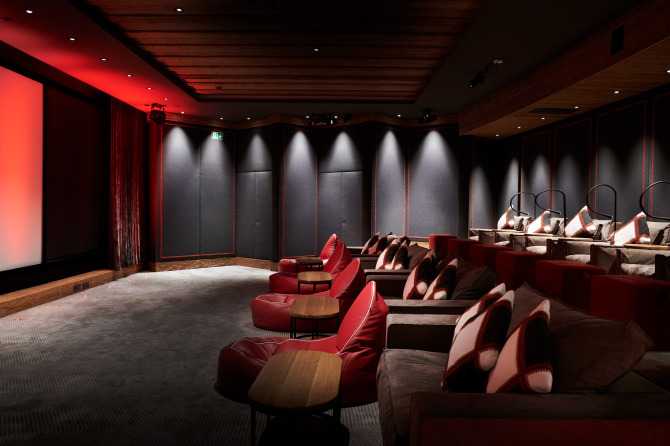 Private Cinema & Auditorium
