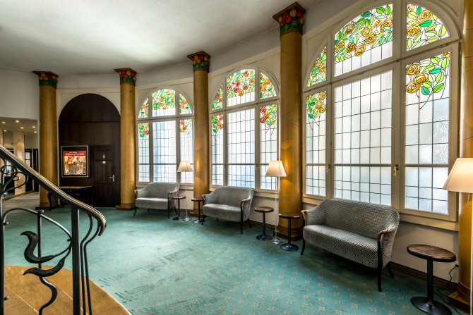 Grand Hotel Europe-Lobby