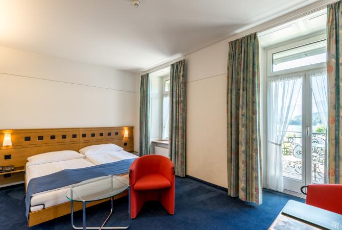 Grand Hotel Europe-Seesicht Zimmer