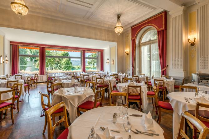 Grand Hotel Europe- Restaurant
