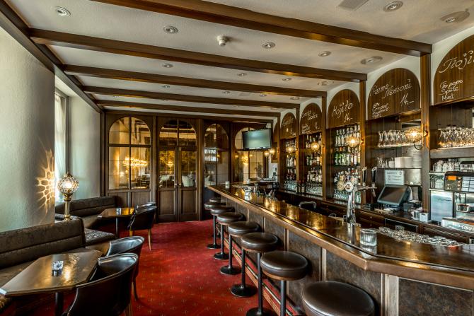 Grand Hotel Europe- BAR