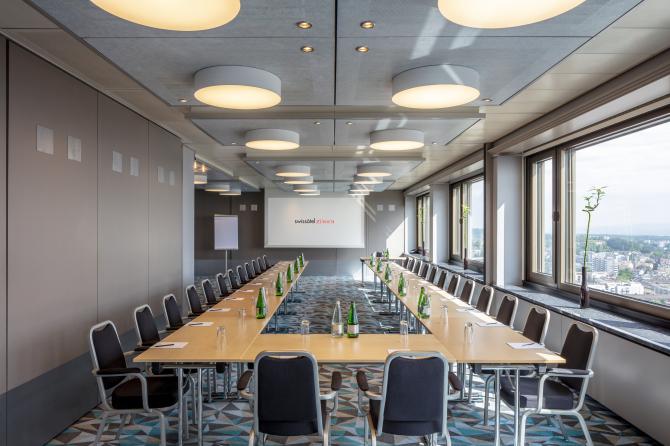 Meetingraum 31. Etage