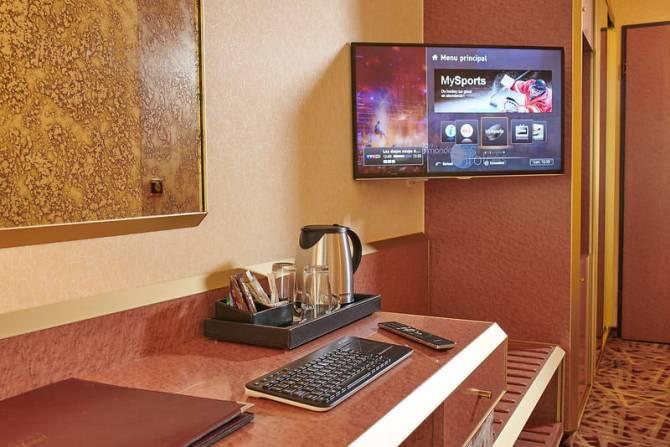 Télévision Samsung 32″ LED et accès internet par fibre optique
