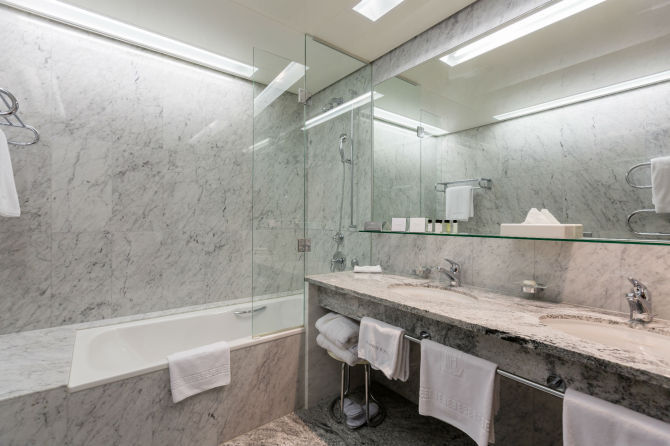 Badezimmer Superior Zimmer
