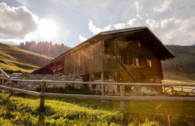 Die Walig Hütte