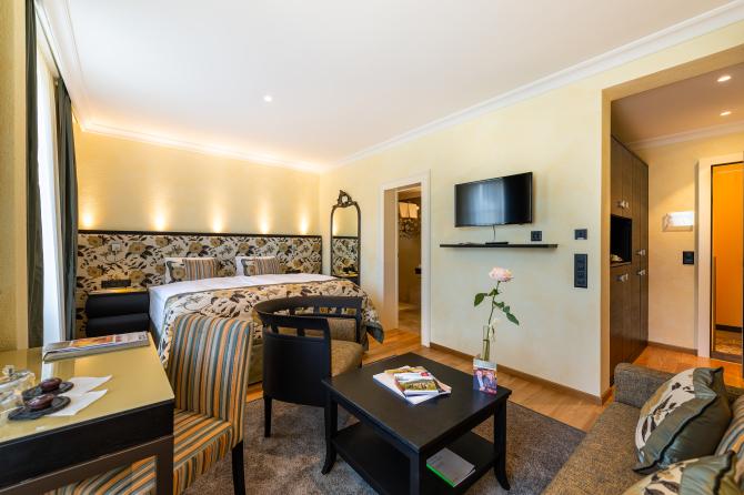 Cosy Plus Doppelzimmer