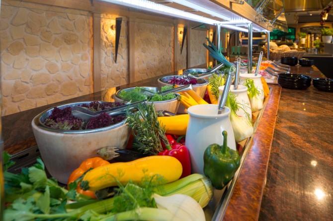 Buffet Salat