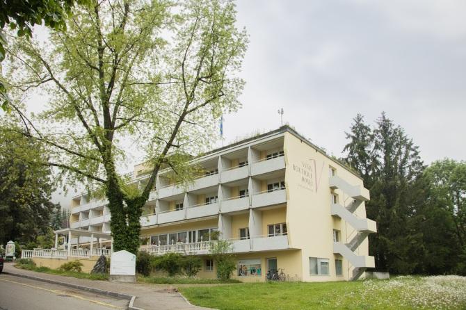 VitalBoutique Hotel Zurzacherhof Aussenansicht