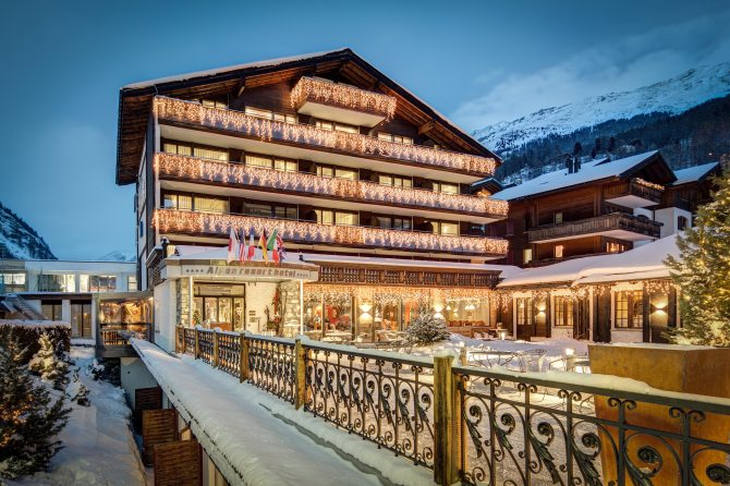 Alpen Resort Winter