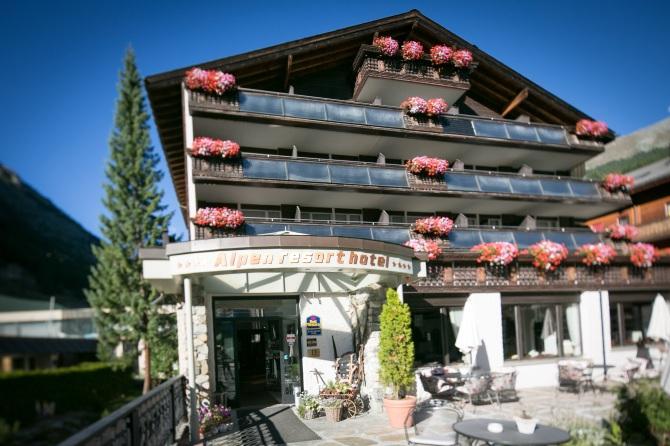 Alpen Resort Sommer