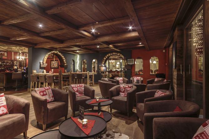 Alpen Resort Lobby
