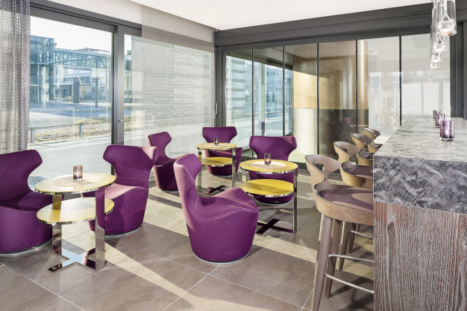 NUOVO Seating Area