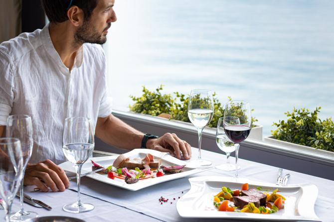 Restaurant Arté al Lago