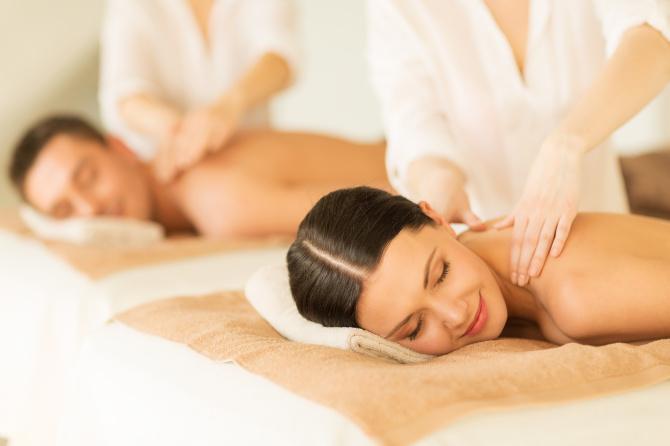 Romantik SPA Massage