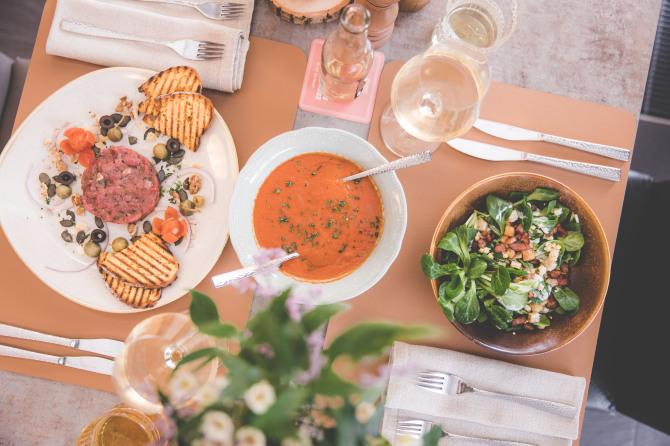 Vorspeisen Restaurant HÖFLI