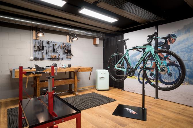 Bike Lounge