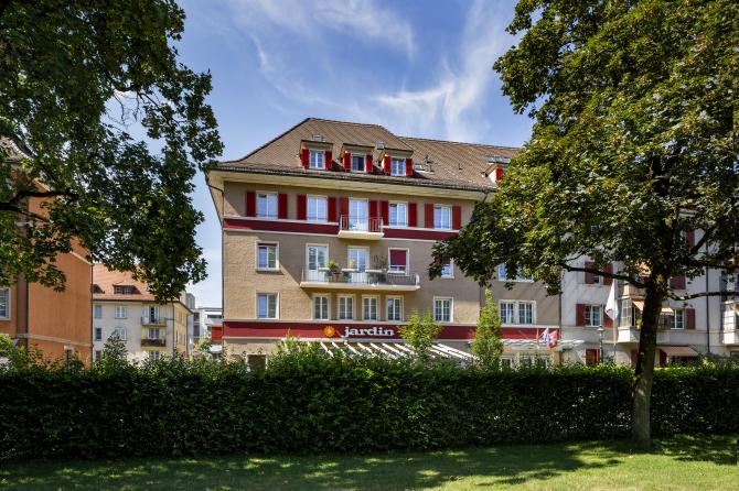 In Bern-Breitenrain, ruhig und sonnig gelegen