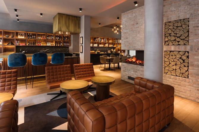 Lobby - Bar