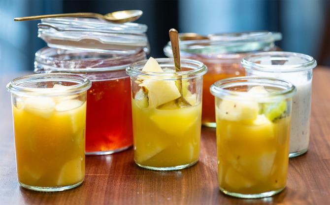 Homemade Marmelades & more