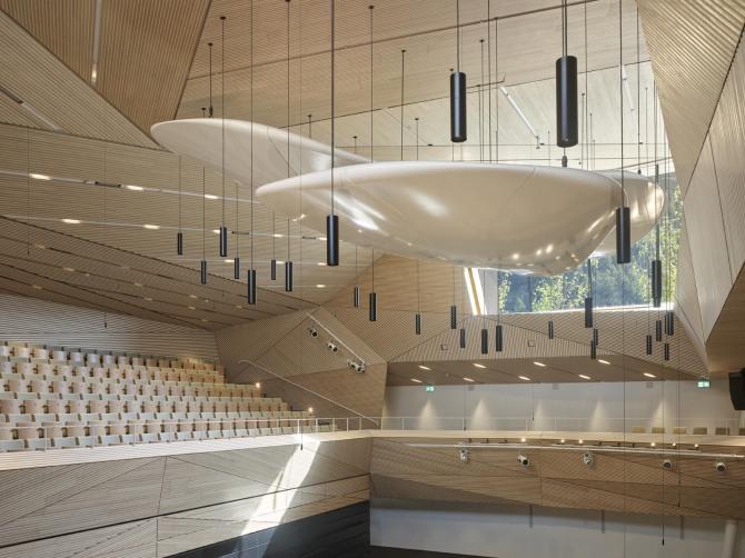 Konzerthalle Andermatt